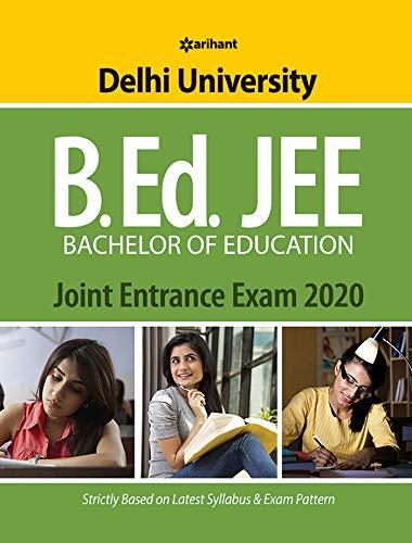 Delhi University B.Ed. Joint Entrance Exam  2020