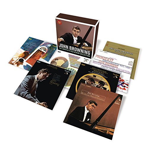 John Browning - the Complete Rca Album Collection