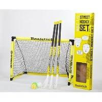 Floorball / Unihockey Street Hockey Set von Realstick