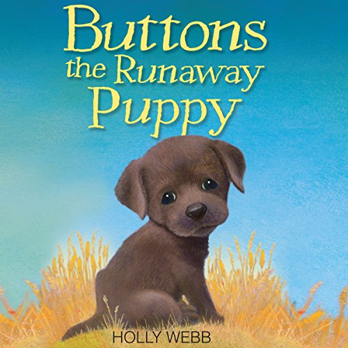 Buttons the Runaway Puppy  Audiolibri