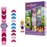 Clictime LEGO Friends Stephanie Watch (New Packaging)