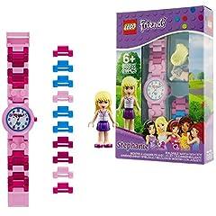 Idea Regalo - Clictime LEGO® Friends Stephanie Watch (New Packaging)