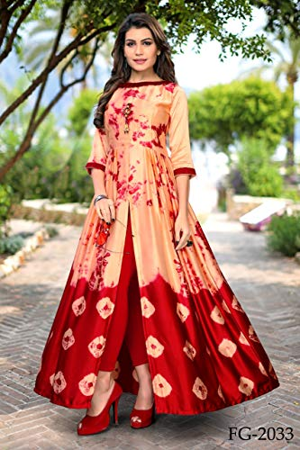 920be013320 40% OFF on Dresses And Dress Materials For Women s Silk Cotton Fit ...