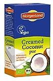 Morgenland Bio Creamed Coconut pur, 200 g