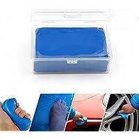 Clay Bar Kit,Nakeey Car Clay Bar Claybar Kit di pulizia in argilla per auto