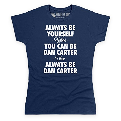 always-be-dan-carter-t-shirt-femme-bleu-marine-xl