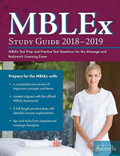 Downloadpdf mblex study guide 2018 2019 mblex test prep and downloadpdf mblex study guide 2018 2019 mblex test prep and practice test questions for the massage and bodywork licensing exam by mblex exam fandeluxe Choice Image