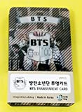 BTS BANTAN BOYS - TRANSPARENT PHOTO CARD...