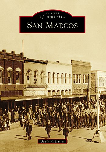 San Marcos (Images of America) (English Edition)