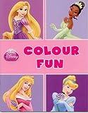 Disney Princess: Farbe Spaß Malbuch