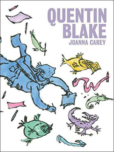 Quentin Blake : Edition en anglais par Joanna Carey