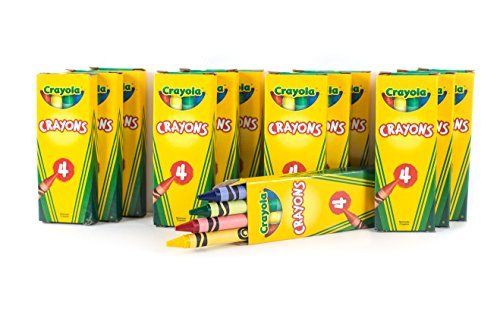 t. Crayon Party Favor Pack by Crayola ()