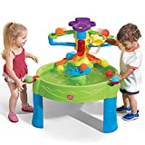 Step2 Busy Ball Water Wheel Play Center Table for Toddler Kids with Play