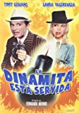 La dinamita está servida [DVD]