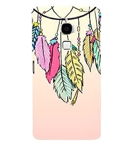 EPICCASE Hanging Leaves Mobile Back Case Cover For LeTV Le Max (Designer Case)