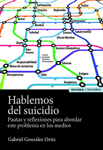 HABLEMOS DEL SUICIDIO (Astrolabio Comunicación) por GABRIEL GONZÁLEZ ORTIZ
