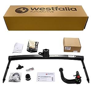 Westfalia 321748900113 Anhängerkupplung und fahrzeugspez. Elektrosatz