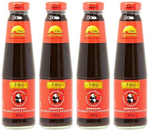 Lee Kum Kee Sauce d'Huitre Panda - Lot de 4
