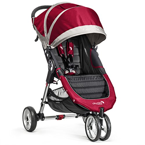 BABY JOGGER Bj-11436 City Mini 3 Rad, crimson / grau