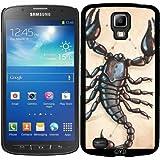 Case for Samsung Galaxy S4 Active i9295 - Scorpio Zodiac sign by GiordanoAita