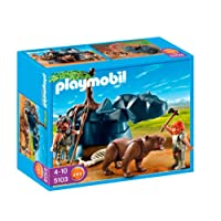 Playmobil 5103 Bear with Caveman