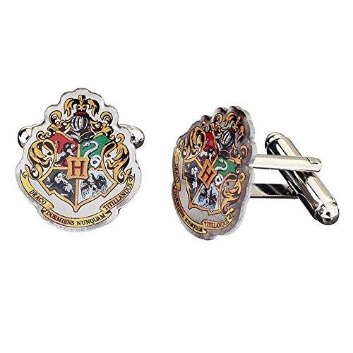 Harry Potter Hufflepuff Crest Boutons de Manchette