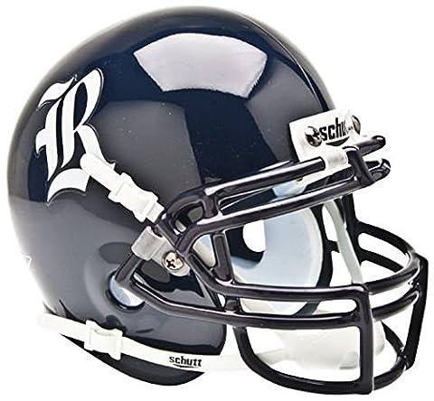 Rice Owls 1997-2005 Throwback Schutt Mini Helmet