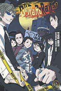 Durarara !! Edition simple Tome 1