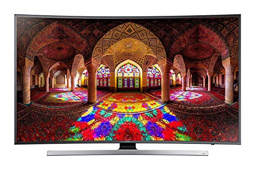 Samsung HG55ED890WBXXU 55-Inch Curved Ultra HD TV - Silver