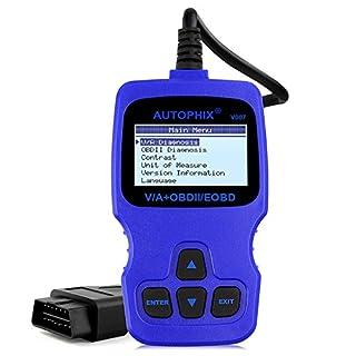 Lhztech Autophix Vag007OBDII Scan-Tool für VW/AUDI Diagnosegerät, Diagnose-Scanner V007