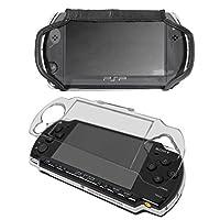 G-HUB® - Crystal Case & Kunstleder Schutzhülle Bundle für Sony PSP