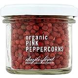 Daylesford Orgánica Granos De Pimienta Rosa Natural, 28G - Paquete de 4