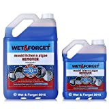 Wet & Forget - Moss Mould Lichen & Algae Remover 5 Litre PLUS 2 Litre