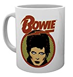 GB Eye David Bowie, Pop Art, Tasse