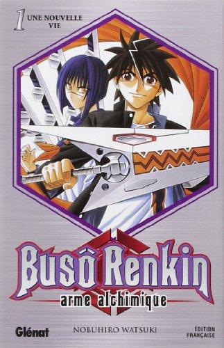 Buso renkin Vol.1