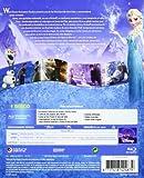 Steelbox Frozen el Reino del Hielo [Blu-ray] [Region Free]