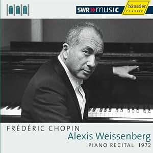 Alexis Weissenberg: Piano Recital 1972