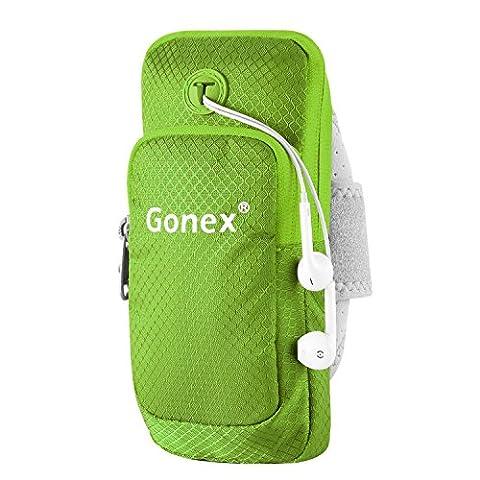 Phone Sports Armband, Gonex Running Gym Universal Smartphone Arm Bag