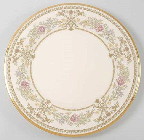 CASTLE GARDEN LENOX DINNER PLATE 10 3/4 by Lenox Lenox Castle