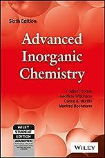 Advanced Inorganic Chemistry, 6ed