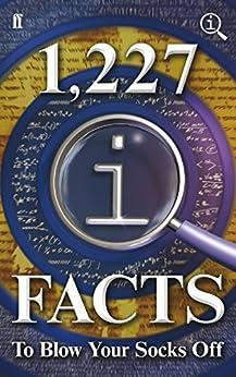 1,227 QI Facts To Blow Your Socks Off: Fixed Format Layout par [Lloyd, John, Mitchinson, John, Harkin, James]