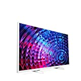 Philips 32PFT5603/05 32-Inch Full HD LED TV with Freeview HD - White (2018 Model)