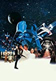 Generic Star Wars Film Foto Poster Vintage Film Kunst Episode IV A New Hope 012 (A5-A4-A3) - A3