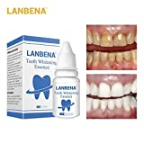 Generic Lanbena Teeth Whitening Essence Product Dental Oral Hygiene Cleaning Powder Serum Removes