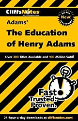 CliffsNotes on Adams' The Education of Henry Adams (Cliffsnotes Literature Guides) by Stanley P. Baldwin (2000-12-18)