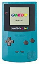 GameBoy Color - Konsole #türkis