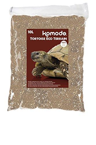 Komodo Tortoise Eco Terrain, 10 Litre Test