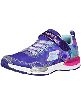 Skechers Girls Jumptech Dreamy Daze Sporty Athletic Trainers Shoes