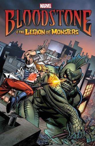 Bloodstone & The Legion Of Monsters por Dan Abnett