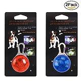 Top Munster wasserdichtes LED-Licht für Katzen- oder Hundehalsband, LED-Sicherheitslicht für Haustiere, Anhänger für Sicherheit im Freien